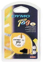 Dymo 16952 Label Tape - Clear printer supplies by Dymo