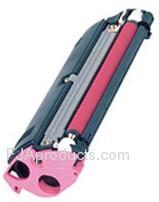 QMS 1710517-007 High Capacity Magenta Laser Toner printer supplies by QMS