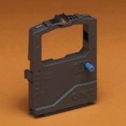 Oki 42377801 Nylon Cartridge Ribbon, Re-Inking printer supplies by Oki