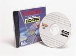 Verbatim 91663 DataLifePlus CD-RW 2X 74 Minute 1/Pack printer supplies by Verbatim