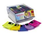 Verbatim 94087 3.5 DataLife Colors (2MB) IBM Formatted Diskette 100/Pack printer supplies by Verbatim
