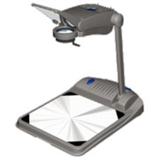 Apollo 4000 Overhead Projector, 2000 Lumens, Lightweight, Hard Cover,GY printer supplies by Apollo