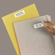 Avery AVE6467 Removable Laser Labels, Repositionable Laser Labels printer supplies by Avery