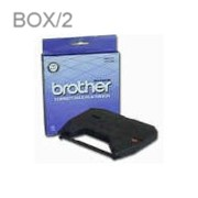 Brother 1230 Black Correctable Ribbon, Box/2 printer supplies by Brother