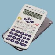 Sharp EL531WWBK Scientific Calculator printer supplies by Sharp