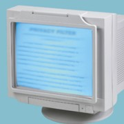 Spectrum GF-12/15SV Secure View Center Mount Privacy Filter printer supplies by Spectrum