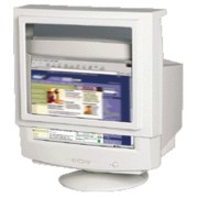 Spectrum GFR-C19SV Secure View Contour Style Privacy Filter for 19 In. Monitor printer supplies by Spectrum