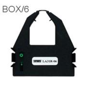 DEC LA31R-06 Black Printer Ribbon, Box/6 printer supplies by DEC