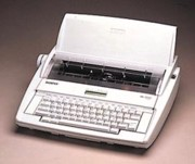 Brother ML300 Standard 300 Daisywheel Electronic 78,000 Word Dictionary Typewriter printer supplies by Brother