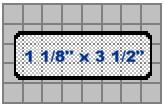 Seiko SLP-1RLCL Smart Label Printer Self-Stick Address Labels, 1 1/8 x 3 1/2 In. 130 Labels/Roll printer supplies by Seiko