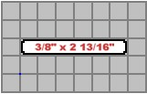 Seiko SLP-27210 DAT 8mm Spine Labels, 3/8 x 2 13/16 In., 150 Labels/Roll printer supplies by Seiko