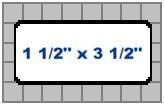 Seiko SLP-2RLE Smart Label Large Address Self-Stick Labels, 2/Rolls printer supplies by Seiko