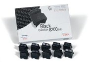 Xerox 016-2044-00 Black ColorStix (10 Pack) printer supplies by Xerox