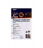Alps 105824-00 Photo Quality Paper, 4x6, 20/Sheets printer supplies by Alps