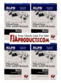 NO LONGER IN STOCK - Alps Printer Ink 106057-00 Micro Dry Black printer supplies by Alps