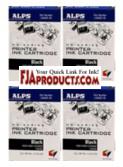 NO LONGER IN STOCK - Alps Printer Ink 106057-00 Micro Dry Black printer supplies by Alps