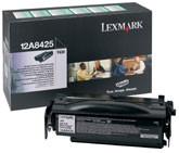 Lexmark 12A8420 Standard-Yield Return Program Toner Cartridge printer supplies by Lexmark