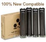 Canon 1372A006AA Black Copier Toner, Replaces Canon 1372A006AA (NPG1), Box/4 printer supplies by Canon