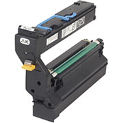 Konica Minolta 1710602-005 Black Toner Cartridge printer supplies by Konica