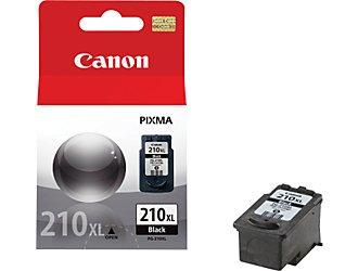 Genuine Canon 2973B001 Ink Cartridge (AKA PG-210XL) Hi Yield Black Ink Cartridge printer supplies by Canon