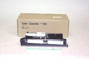 Black Type 150 Fax Toner, Replaces Ricoh 339479 printer supplies by Ricoh