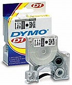 Dymo 40914 Label Machine Tape, 3/8 In, Blue on White printer supplies by Dymo