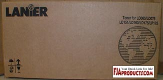 Lanier 480-0089 Toner Unit (Type 611D) Replaced by Ricoh 885400 printer supplies by Lanier