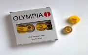 Olympia 79363 Lift Off Tape, Box/6 printer supplies by Olympia