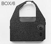 Best Ribbon BC9560 Black Printer Ribbon, Box/6 printer supplies by Best Ribbon