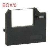 Nu-kote BM138 Black Nylon Ribbons, Box/6 printer supplies by Nu-Kote