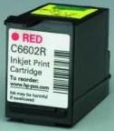 HP C6602R Red POS Print Cartridge printer supplies by HP