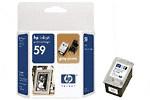 HP C9359AN No. 59 Gray Photo Inkjet Print Cartridge printer supplies by HP