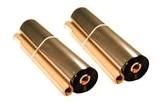 Transfer Film Ribbons, Replaces Panasonic KX-FA136 printer supplies by Panasonic