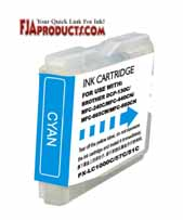 Brother LC51 Cyan Ink Cartridge printer supplies by Brother