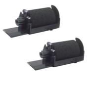 Nu-Kote NR40P-2 Ink Roller, Purple, Pack/2 printer supplies by Nu-Kote