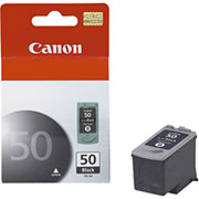 Canon PG50 Black Ink Cartridge printer supplies by Canon