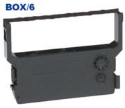 Nu-Kote PM509 Purple Nylon POS Ribbons, Box/6 printer supplies by Nu-Kote