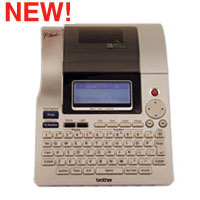 PT2700 Electronic Labeling System printer supplies by Brother