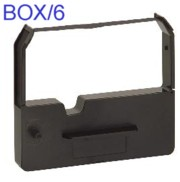 FJA Compatible POS Ribbon, Black, Box/6 printer supplies by FJA