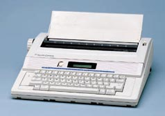 Smith Corona Wordsmith 250 Spellcheck Display Electronic Daiywheel Typewriter printer supplies by Smith Corona