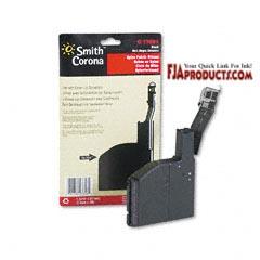 Smith Corona 17657 Black Typewriter Ribbon printer supplies by Smith Corona