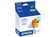 Genuine Epson Color Inkjet Cartridge, T037020 printer supplies by Epson