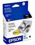 Epson T043120 High Capacity Black Ink Cartridge printer supplies by Epson