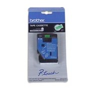 Brother TCD001 1/2 In. Black On Flourescent Green Supply Tape printer supplies by Brother
