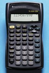 Texas Instruments TI-30X IIB Scientific Calculator printer supplies by Texas Instruments