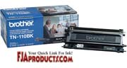 Brother TN110BK Toner for HL4040CN, HL4070CDW, MFC9440CN printer supplies by Brother