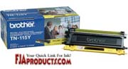 Brother TN115Y Toner for HL4040CN, HL4070CDW, MFC9440CN printer supplies by Brother