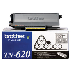 Brother TN-620 Black Toner Cartridge (Standard-Yield) aka Brother TN620 printer supplies by Brother