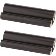 Thermal Transfer Ribbon, Replaces Sharp UX-15CR - Box/2 printer supplies by Sharp