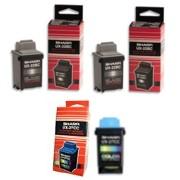 Sharp UX-22BC/UX-27CC Value Pack printer supplies by Sharp
